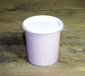 Yogurt al cucchiaio ai frutti di bosco