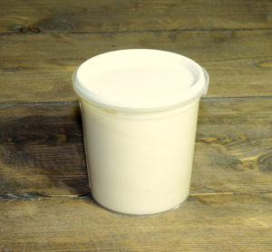 Yogurt al cucchiaio alla nocciola
