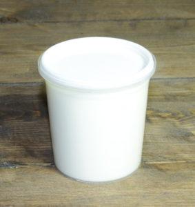 Yogurt al cucchiaio aranci e zenzero